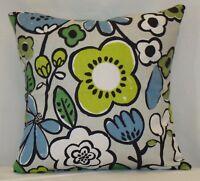 "modern Cushion covers,""Betty   "", 100% cotton,16""x16"""