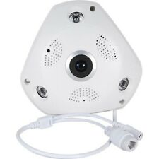 IntelSpy 1280P HD Fish Eye 3.0 MP Camera With Wi-Fi and DVR -  Audio & Speaker