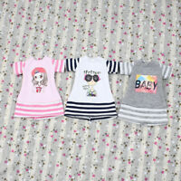 1/6 Tshirt Jumper Dress Clothes for 12inch Neo Blythe Doll Toy Girls Gifts