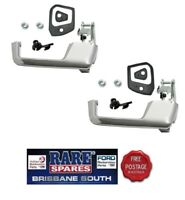 FORD FALCON XR XT XW XY OUTER DOOR HANDLES front 1 PAIR (2)