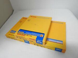 【 NEW 】 KODAK Professional Ektachrome 64T EPY 4x5 Film Expired From JAPAN #2138