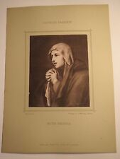 Jusepe de Ribera-MATER DOLOROSA-arte immagine/foto