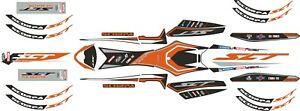 Scorpa SCT  Trials Bike  complete decal / sticker  set SCT 2021 Style