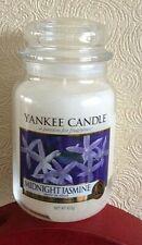 YANKEE CANDLE MIDNIGHT JASMIN LARGE JAR