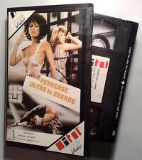 PERVERSE OLTRE LE SBARRE - VHS Mitel