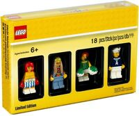 LEGO Bricktober Classic Exclusive Minifigure Collection 4-Pack #5004941