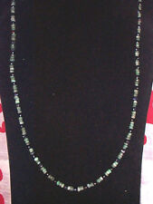 Emerald Strand/String Fine Necklaces & Pendants