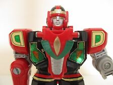 POWER RANGERS MIGHTY MORPHIN - RED DRAGON THUNDERZORD - BANDAI 1994 pour pièces