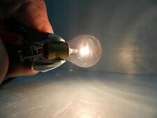 VTG AUTO NOS LIGHT BULB GE MAZDA~1130~6 V Volt~21 C.P.w/ CONCENTRATORS~ORG~WORKS