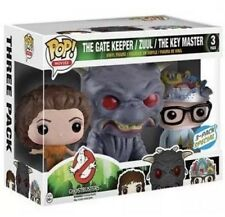 FunKo Pop! Movies, Ghostbusters (1984), The Gatekeeper, Zuul, and The Key Master