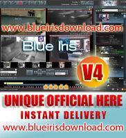 Blue Iris Pro v4.0 (Latest) Video Camera Security Software - Full Life License