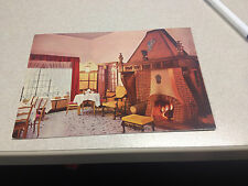 Vintage Post Card: Maggionlina Classica Ristorante, Via Zara Milano Roma italy