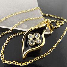 Handmade Enamel Yellow Gold Filled Fashion Jewellery