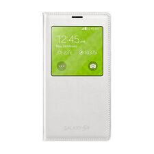 Samsung Galaxy S5 cubierta de S-view - blanco