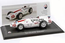 "Tipo 420 M/58 ""Eldorado"" 1958 -  MASERATI  - 1/43  Leo Models 039"