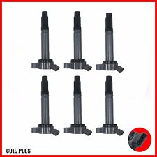 6 x Brand New Ignition Coils for Toyota Aurion Kluger Rav4, Lexus 350,450  3.5L