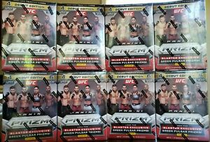 🥊Lot of 8 2021 Panini Prizm UFC Blaster Boxes!!🥊