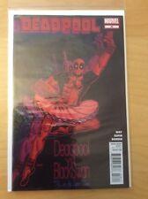 DEADPOOL 58, NM (9.2 - 9.4), 1ST PRINT, BLACK SWAN HOMAGE COVER, WAY