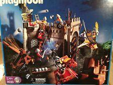 Playmobil 3030 Adventure Set Knights Castle Retired 2001 RARE NISB XXL