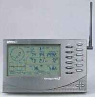 Davis Vantage Pro2 Wireless Console/Receiver - 2nd Station
