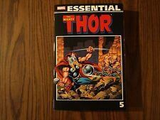 Marvel Essential TPB Graphic Novel The Mighty Thor Vol. 5 ($19.95)