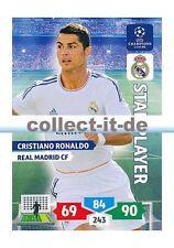 Panini Adrenalyn XL Champions League 13/14 - 242 - Cristiano Ronaldo STAR PLAYER