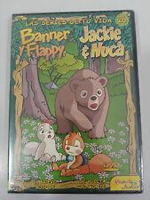 JACKIE & NUCA BANNER Y FLAPPY SERIE TV VOL 26 - DVD 2 CAPITULOS REGION 0 NUEVO