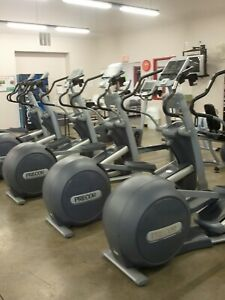 Precor 546i EFX Experience Series Elliptical CLEANED/SERVICED