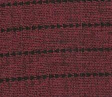 Round Up Flint brick Michael Miller stripe fabric