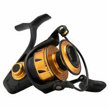 Penn Spinfisher SSVI5500 Spinning Fishing Reel - Black/Gold