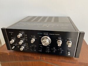 Vintage Sansui AU-11000 Integrated Stereo Amplifier *Recapped & Upgraded Phono*