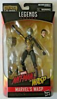 Marvel Legends Antman's Wasp (BAF Cull Obsidian) - NEW