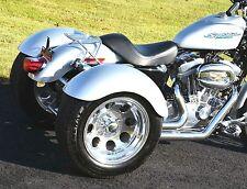 Frankenstein Trikes Sport Trike Axle Kit Rear End Swing Arm Harley Sportster XL