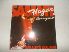 LP 12 inch Record Album - Sammy Hagar The Very Best of Red Alert! Dial Nine