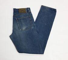 Outsider jeans uomo usato straight gamba dritta w31 tg 45 boyfriend slim T3945