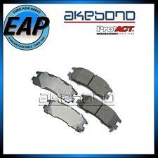 For 3000GT Diamante Eclipse Expo Galant Sigma OEM Ceramic Rear Brake Pad Set NEW