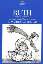 Ruth (The Anchor Bible, Volume 7) by Jr Edward F. Campbell