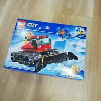LEGO City Snow Groomer 60222 - BNIB