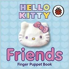 Hello Kitty Friends Finger Puppet Book - Board book