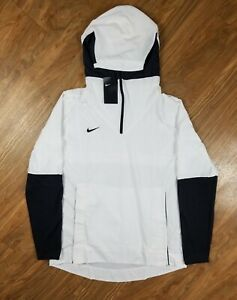 NIKE TEAM Football Lightweight Player Jacket CI4477-100 White Men's Medium M