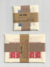 """Rare 2x10 Postage Stamp Dutch Block """"For the benefit of the Legion"""" 1942 **  MNH"""