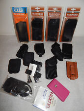 Lot Cell Phone Cases Nextel Avenues America Gte New Used Piel Frama Ipod Touch