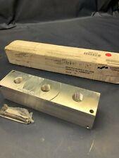 Daman Aluminum Hydraulic Manifold 1210 Ah0000312p New