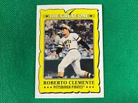 2021 Topps Heritage The Great One #GO9 Roberto Clemente Pittsburgh Pirates