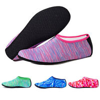 Unisex Skin Water Shoes Beach Socks Yoga Diving Exercise Pool Swim On Surf Slip