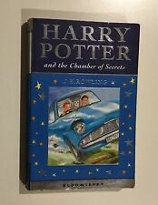 Harry Potter and the Chamber of Secrets Paperback1st Edition Celebratory Edition