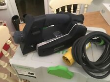 Festool EHL 65 EQ-PLUS 110V One Handed Planer in Systainer SYS 2 T-LOC | 574561