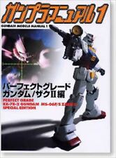 Gunpla Manual <1> Perfect Grade Gundam / Zaku 2 (D Selection) / From Japan