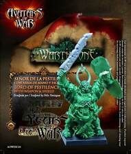 Avatars of War BNIB-Lord de pestilencia Con Arma Y Escudo