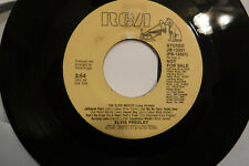 Elvis Presley, The Elvis Medley, RCA JB 13351, 1982, DJ Promo, Rock & Roll